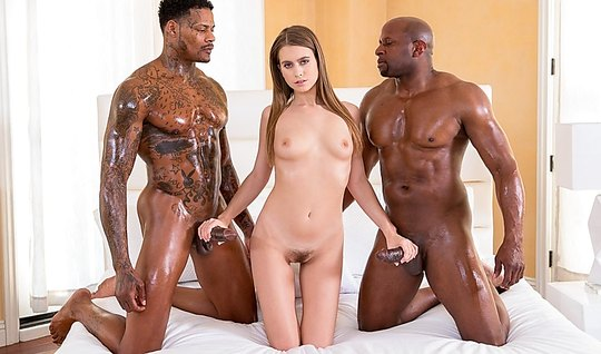 Brutal Negroes Jill Cassidy and the Prince of Yahshua had an Orgy with...