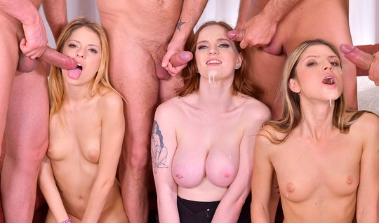 Candid Orgy sex from young and lewd students...